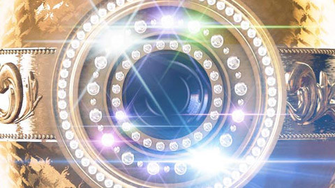 Celebrity Big Brother 2014 eye logo generic