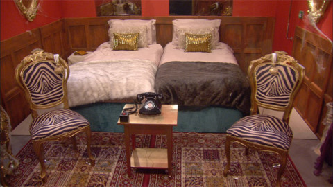 Celebrity Big Brother 2014 house - The Bolt Hole