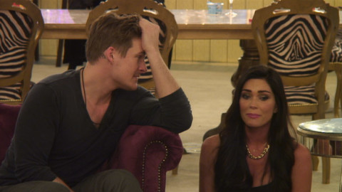 Celebrity Big Brother 2014 - 'For Whom The Bell Tolls' ignore the obvious tasks - Jasmine Waltz returns to attack Lee Ryan and Casey Batchelor
