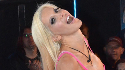 Celebrity Big Brother 14 summer 2014 launch show - Angelique 'Frenchy' Morgan