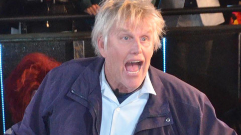 Celebrity Big Brother 14 summer 2014 launch show - Gary Busey