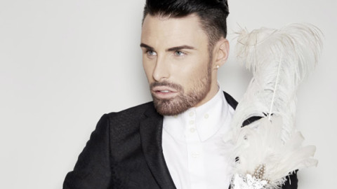 Celebrity Big Brother 2014 presenters - Rylan Clark