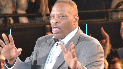 Celebrity Big Brother 2015 launch show: Alexander O'Neal