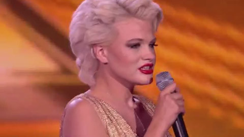 The X Factor 2014 contestant Chloe Jasmine Whichello