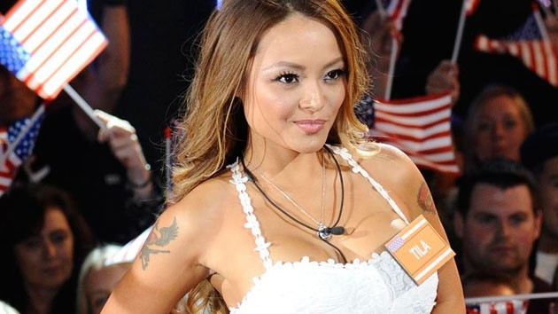 Celebrity Big Brother summer 2015 UK vs. USA launch show - Tila Tequila