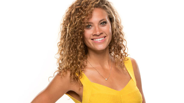 Big Brother 16 USA houseguest - Amber Borzotra