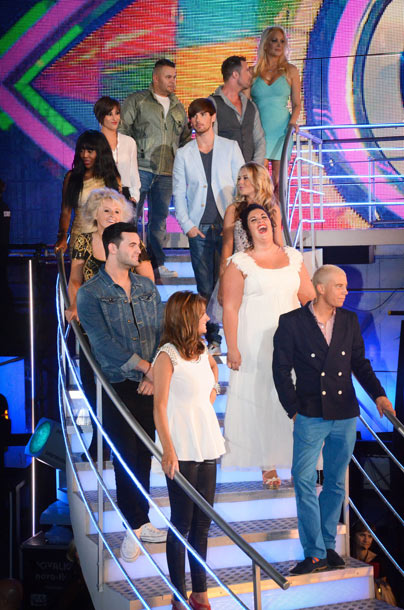Big Brother 2012 final