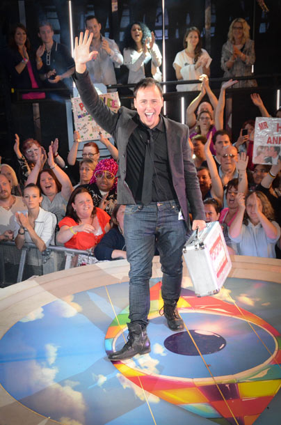 Luke Anderson wins Big Brother 2012 final