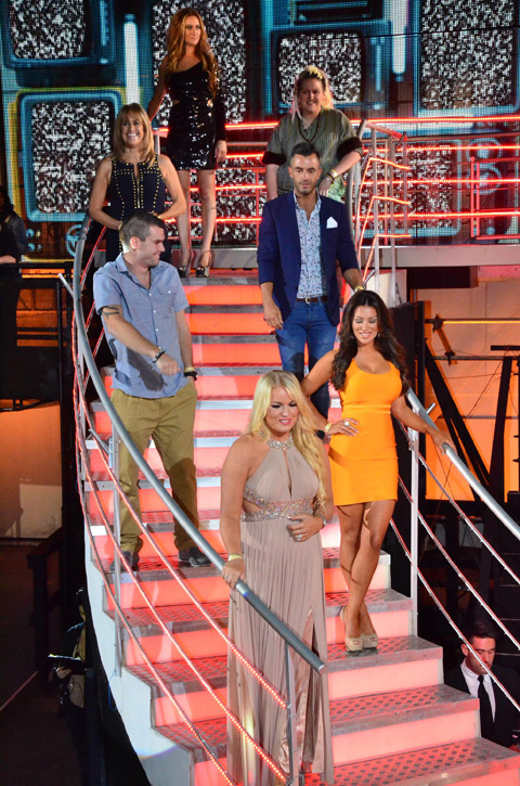 Big Brother 2013 Secrets And Lies final - ex-housemates
