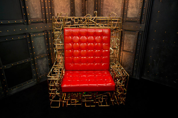 Big Brother 2013 house - Diary Room