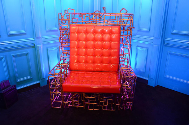 Big Brother 2013 Secrets & Lies house - Diary Room