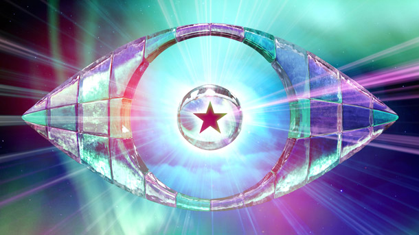 Celebrity Big Brother 2013 eye logo