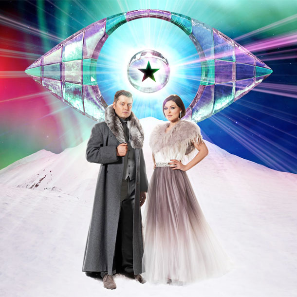 Celebrity Big Brother 2013 - Brian Dowling and Emma Willis