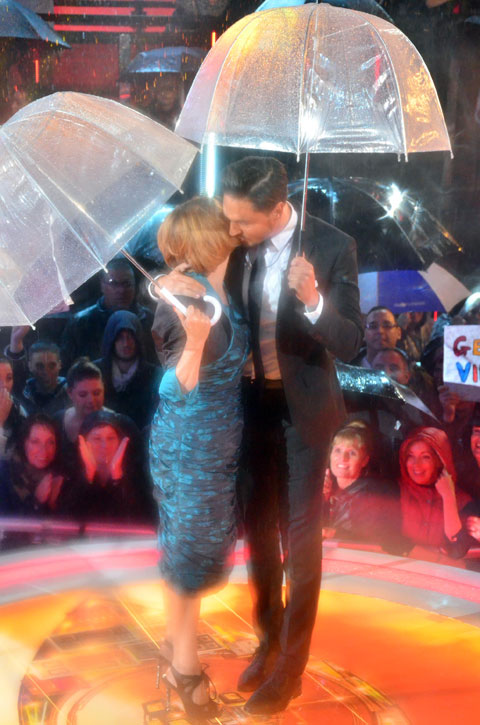 Celebrity Big Brother 12 summer 2013 final - Vicky Entwistle comes sixth, Mario Falcone comes fifth