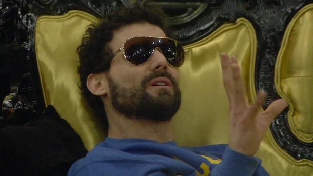 Celebrity Big Brother 2015: Jeremy Jackson explains himself after opening Chloe Goodman's robe